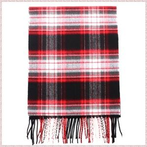 Plaid Softer than Cashmere Scarf